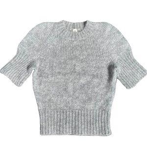 HERMES Paris Mohair Sweater, Small